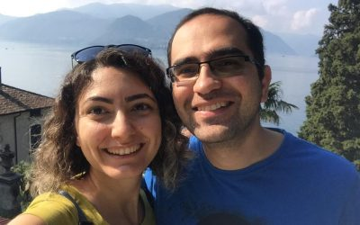 Meet Payam and Ezgi: AI masterminds